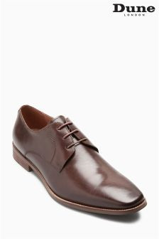 Dune Richmond Hi-Shine Derby Shoe
