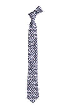 Daisy Print Tie
