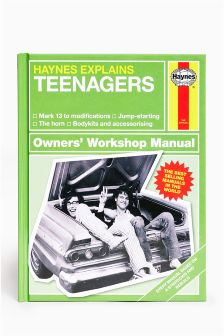 Haynes® Manual On Teenagers