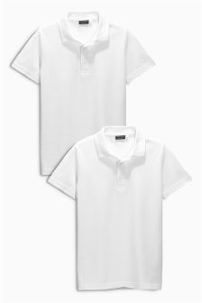 Two Pack Polos (3-16yrs)