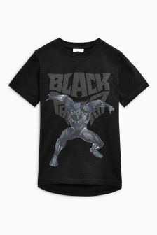 Panther Marvel T-Shirt (3-16yrs)