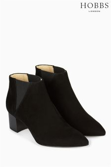 Hobbs Black Florence Ankle Boot