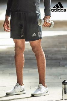 adidas Gym Black Speed Aero Short