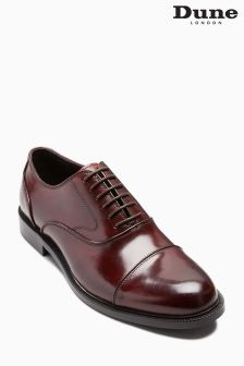 Dune Bordo Priest Toecap Oxford Shoe
