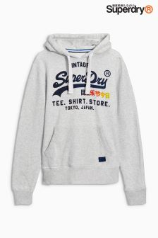 Superdry Ice Grey Hoody