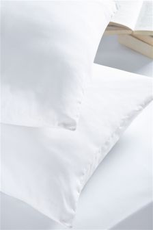 Two Pack Sleep In Comfort Square Pillows