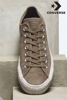 Converse Smoke Grey Speckled Chuck Ox