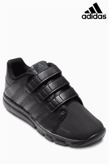 Black adidas Back To School Trainer