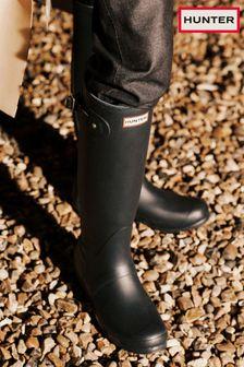 Hunter Original Black Tall Wellington Boot