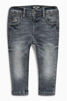 Embroidered Adios Amigo Jeans (3mths-6yrs)
