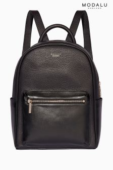 Modalu Black Maddie Backpack