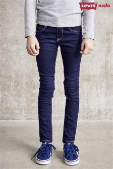 Levi's® 711 Dark Wash Skinny Jean