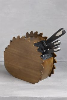 Hedgehog Knife Block