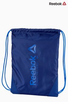 Reebok Blue Found Gymsack