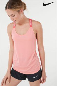 Nike Pink Elastika Tank