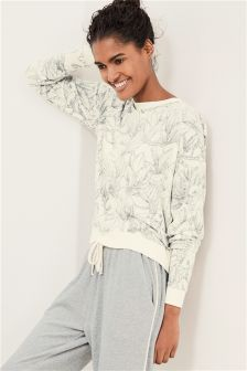 Dove Print Supersoft Jumper