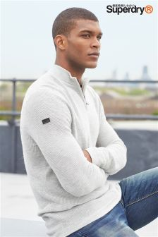 Superdry City Henley Jumper