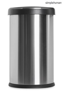 Simple Human 45L Semi Round Sensor Bin