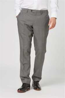Signature Stripe Slim Fit Suit: Trousers