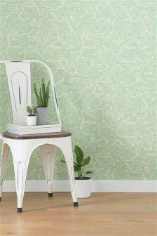 Paste The Wall Blake Floral Wallpaper