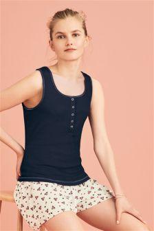 Ditsy Floral Print Shorts