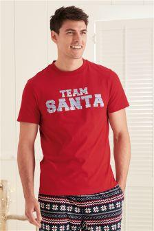 Team Santa T-Shirt