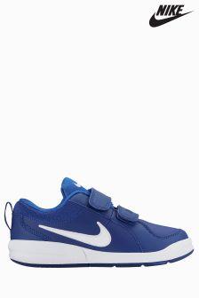 Nike Blue Pico Velcro