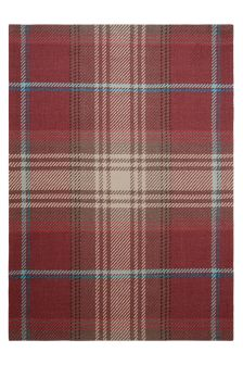 Stirling Check Rug