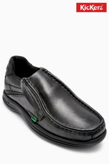 Kickers® Black Reasan Slip