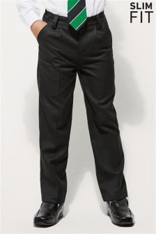 Pleat Trousers (3-16yrs)
