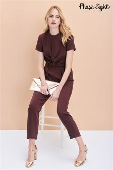 Phase Eight Port AnnaMaria Jumpsuit