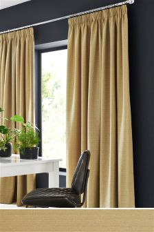 Multi Header Lined Curtains