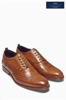 Signature Italia Pointed Brogue