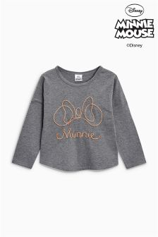 Minnie Mouse™ Corded T-Shirt (3mths-6yrs)