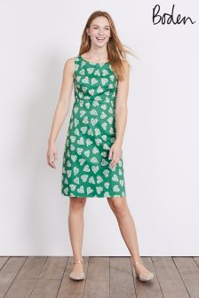 Boden Eden Cluster Heart Diane Dress