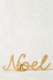 Noel Word Decoration