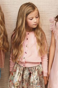 Star Jewelled Cardigan (3-16yrs)