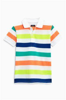 Stripe Polo (3mths-6yrs)