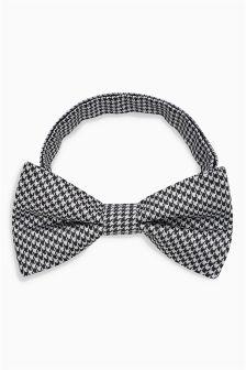 Puppytooth Bow Tie
