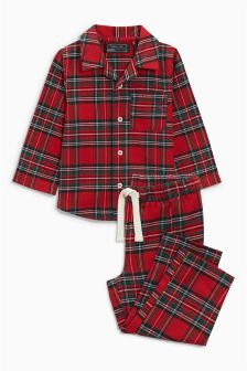 Tartan Pyjamas (12mths-8yrs)
