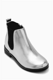 Elastic Chelsea Boots (Older)