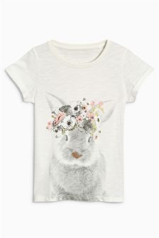Bunny T-Shirt (3-16yrs)