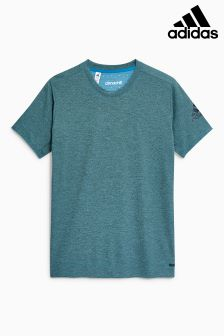 adidas Gym Green Freelift Chill T-Shirt