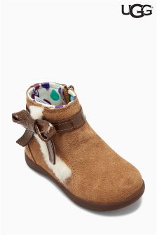 UGG® Chestnut Libbie Bow Boot