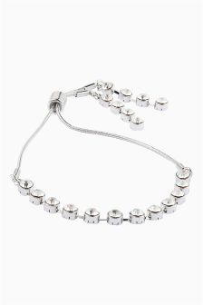 Jewelled Pully Bracelet