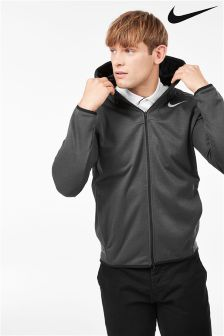 Nike Black/Grey Therma Golf Hoody