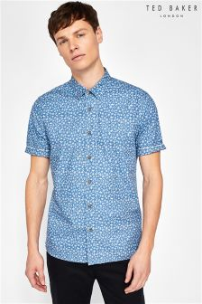 Ted Baker Pazta Tropic Print Shirt