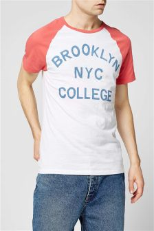Brooklyn Raglan T-Shirt