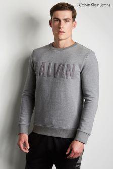 Calvin Klein Grey Jumper