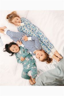 Squirrel Snuggle Pyjamas Three Pack (9mths-8yrs)